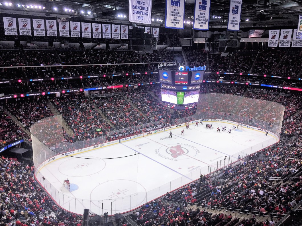Prudential Center Nj Devils Seating Chart | Wallseat co