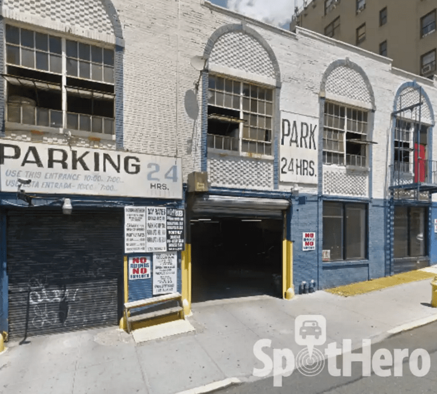 Yankee Garage Stadium Ruppert Parking
