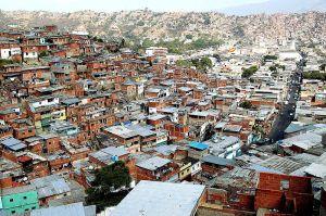 En kåkstad är fortfarande en stad. (Foto: Franklin Reyes)