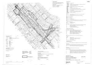 Detaljplan: Uppsala central Östra stationsområdet plankarta A1