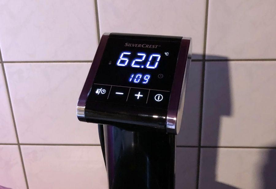 Technik In Der Küche Silvercrest Sous Vide Stick Ssvs 100 A1 Und