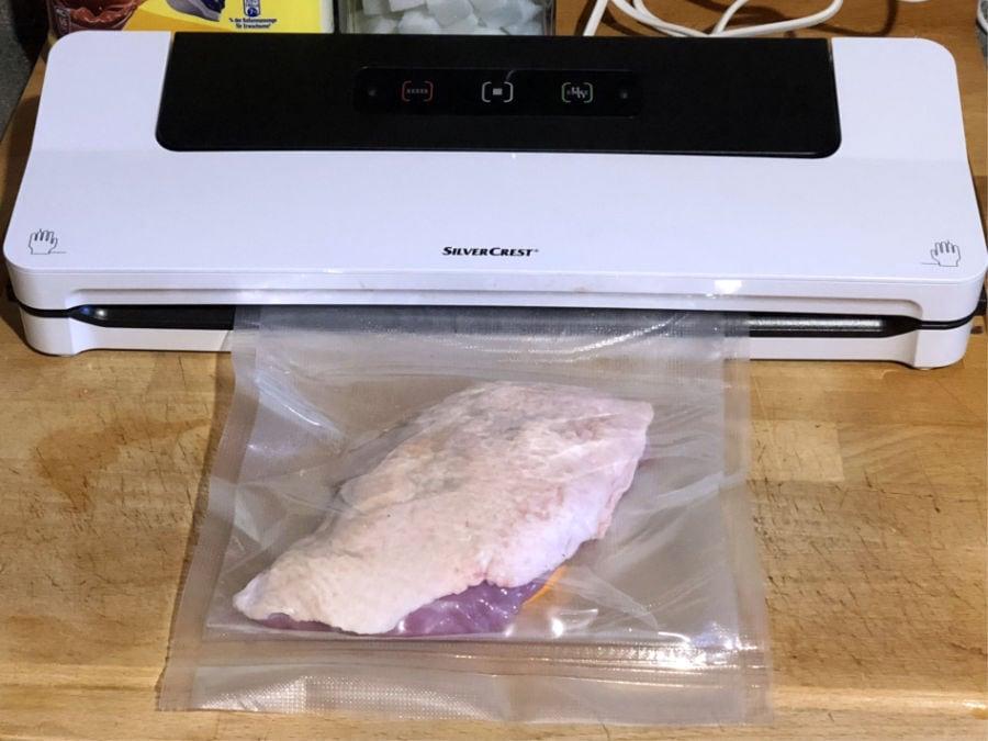 Silvercrest Mini Kühlschrank : Technik in der küche silvercrest sous vide stick ssvs a und