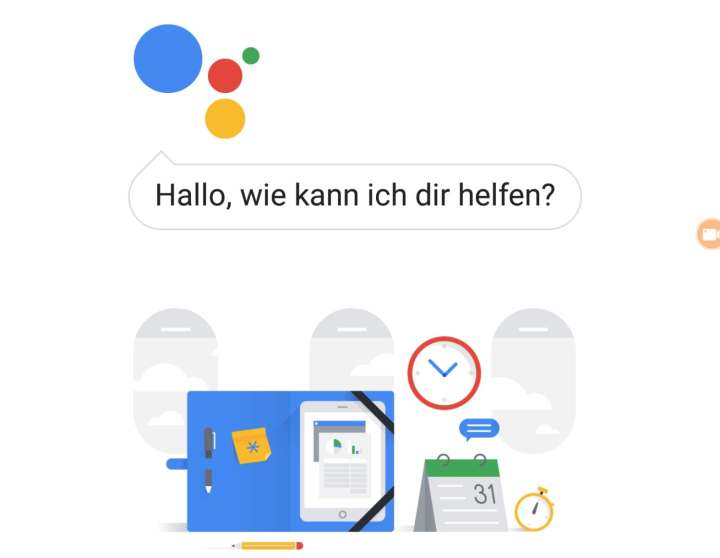google assistant nun auch auf deutschen android tablets. Black Bedroom Furniture Sets. Home Design Ideas