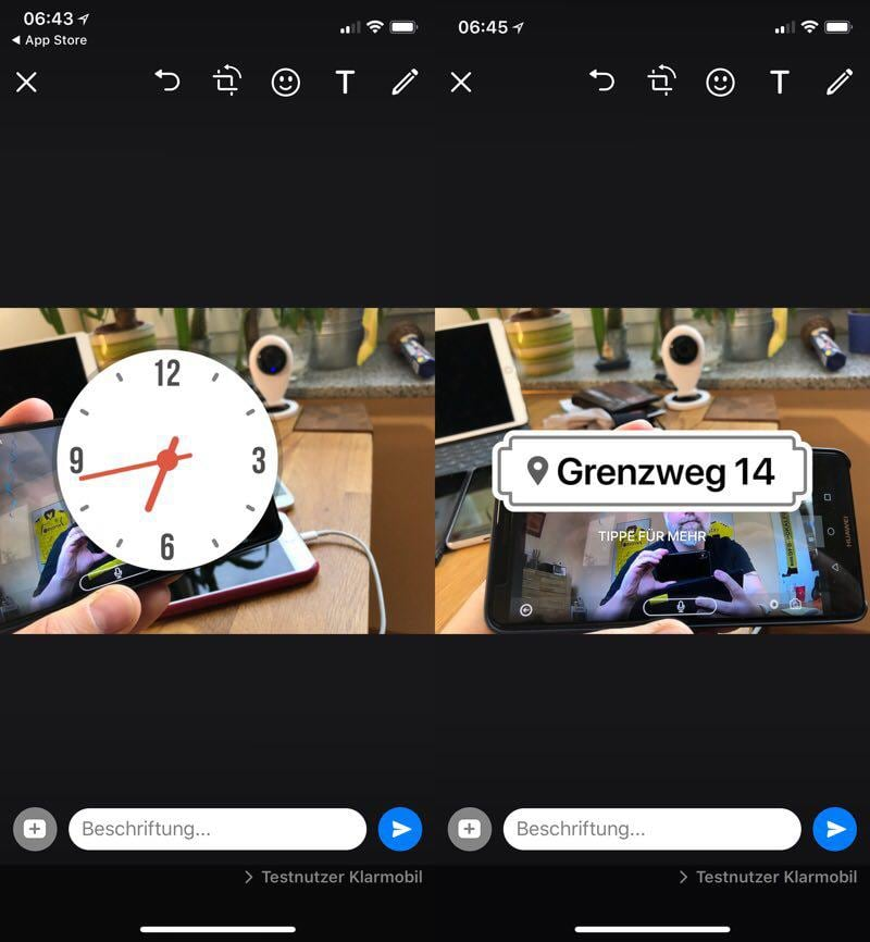 WhatsApp: Jetzt gibt's eine Sticker-Funktion