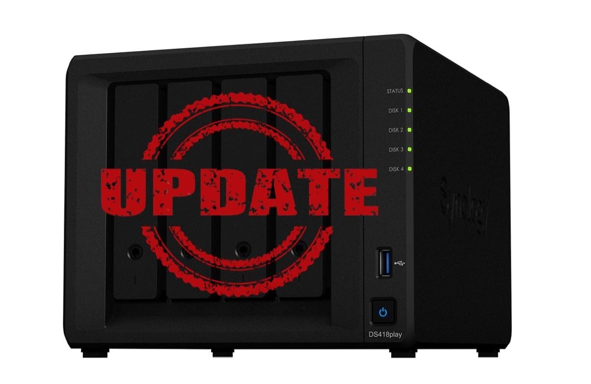 Synology: DiskStation Manager 6 2 ist fertig