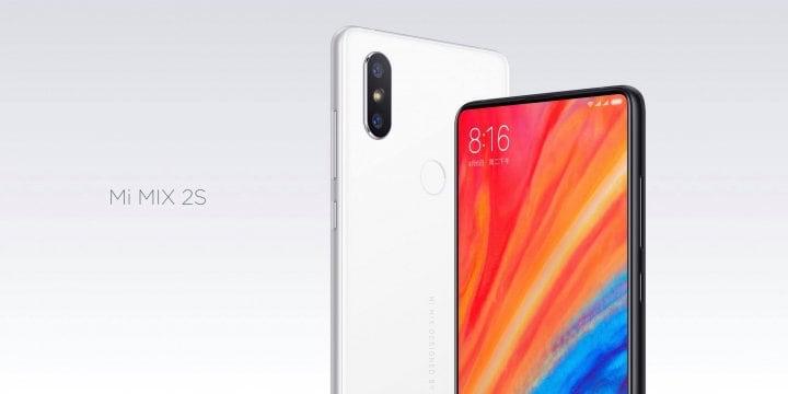 Xiaomi Mi Mix 2S vorgestellt: Kamera hält der Konkurrenz stand
