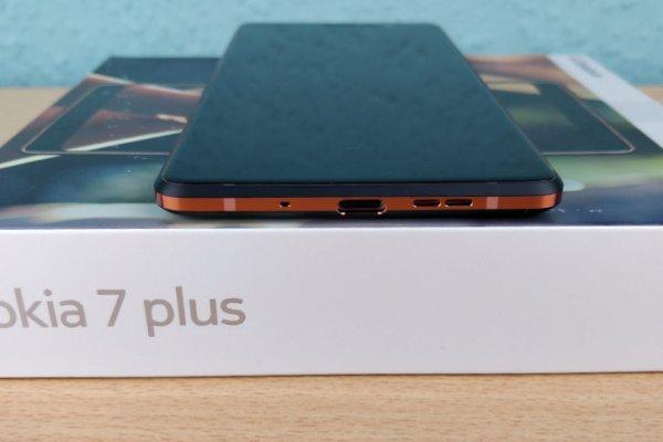 Nokia 7 Plus 8