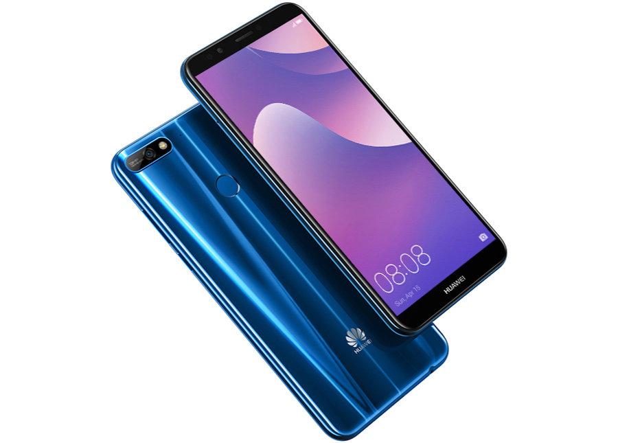 Huawei Y5, Y6 und Y7: Neue Einsteiger-Modelle unter 200 Euro