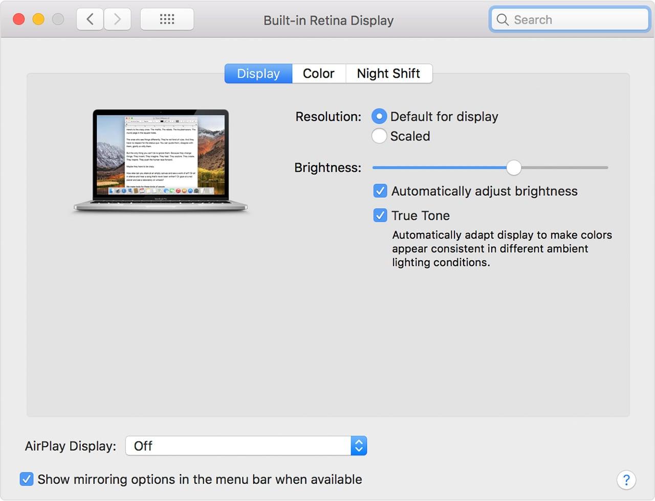 Apple True Tone Auch Auf Lg Ultrafine 4k 5k Und Apple Thunderbolt