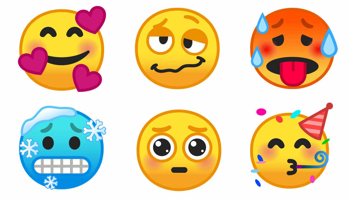 Emoji Bedeutung Neu