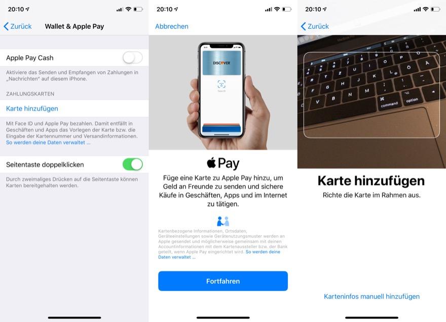 Apple gibt endlich den Startschuss für Apple Pay in Deutschland