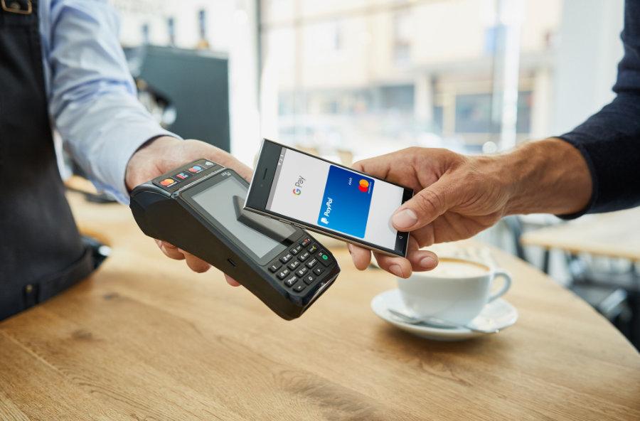 Google Pay: 10 Euro Guthaben bei dreimaliger Nutzung von PayPal an der Kasse