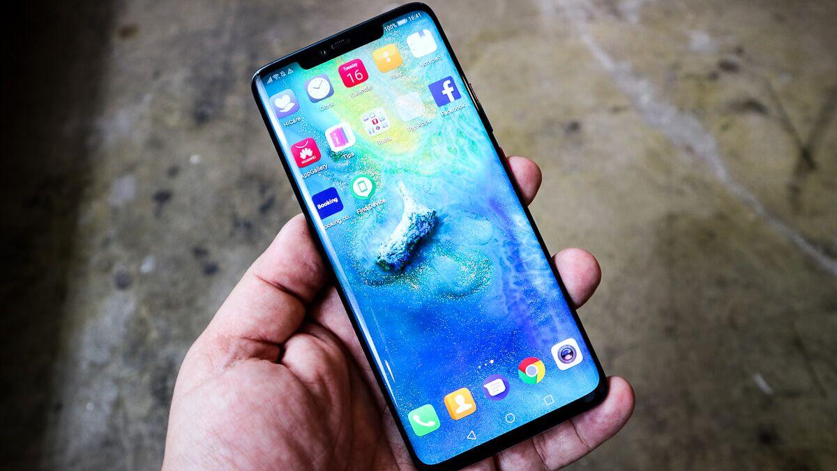 Huawei Mate 20 Pro offiziell vorgestellt