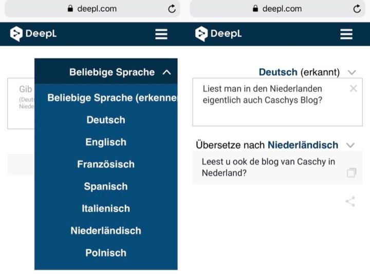 deepl deutsch spanisch
