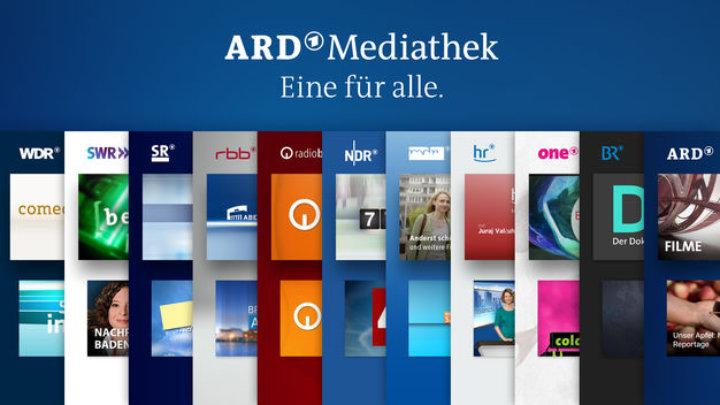 Neue Ard App