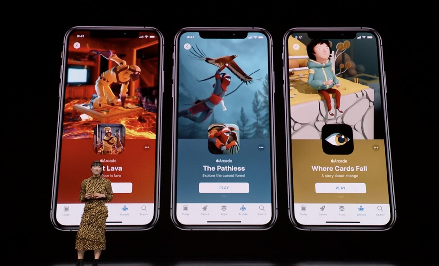 Apple Spiele