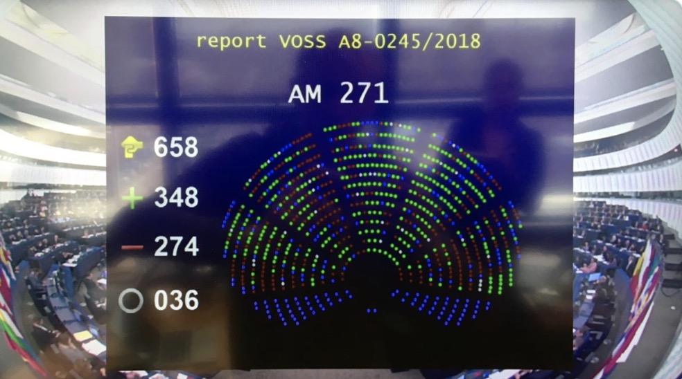 Eu Parlament Stimmt Für Zeitumstellung Und Urheberrechtsreform