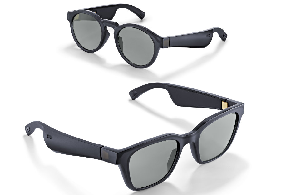 BOSE Frames: Audio Augmented Reality Sonnenbrille ab Ende