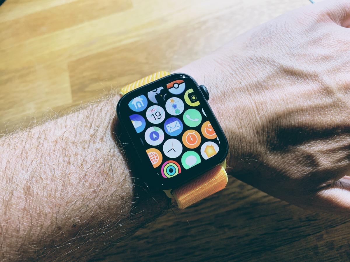 watchOS 6 Beta 3: Einige Stock-Apps können deinstalliert werden