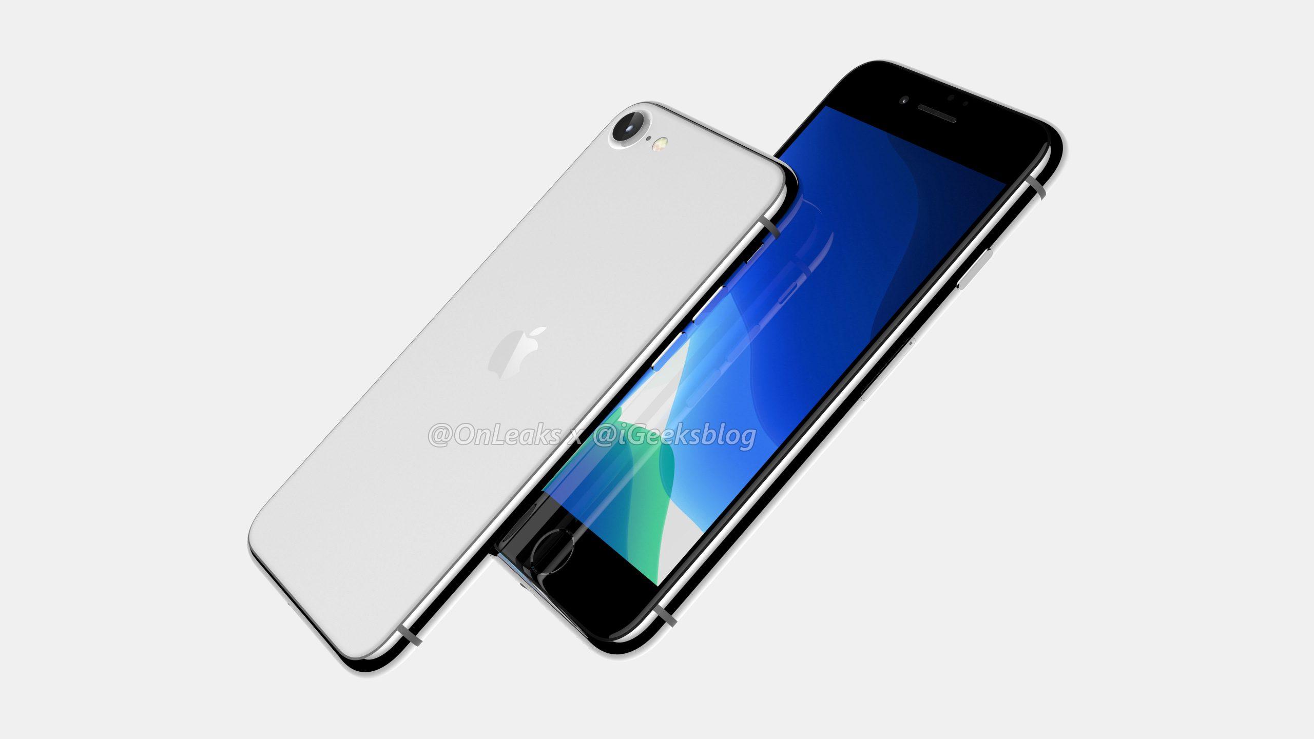 Apple Iphone Se 2 So Soll Es Aussehen