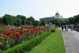 Wien - Burggarten