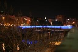 Wien - Donaukanal - Brücken - 2