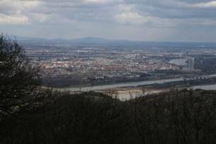 Wien - Kahlenberg - Blick auf Wien