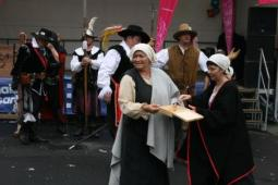 Haibach Dorffest Bilder - Ortskern