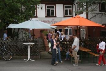 Das Anna-Haus, Haibach, Ausstellung von Hobbykünstlern