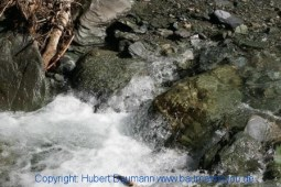 Großarl - auf dem Weg zur Kreealm - Wasserfall 004