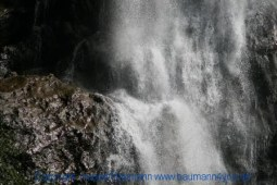 Großarl - auf dem Weg zur Kreealm - Wasserfall 007