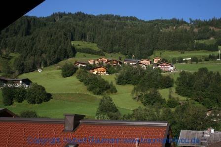 Grossarl 436 - Blick aus den Fenster