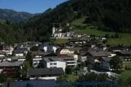 Grossarl 503 - Blick auf Kirche ins Elmautal