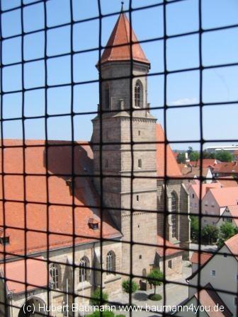 Gunzenhausen Kirche