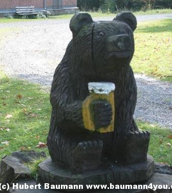 oh. Ein Bier-Bär
