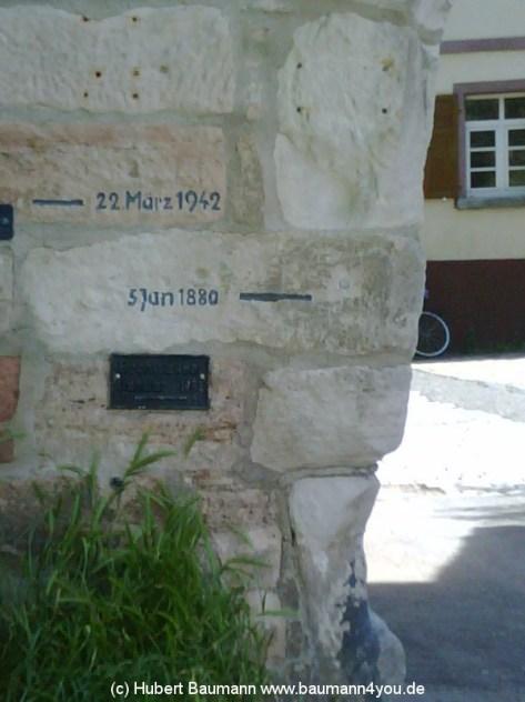 Aschaffenburg Hochwasser 2. Juni 2013 - 6