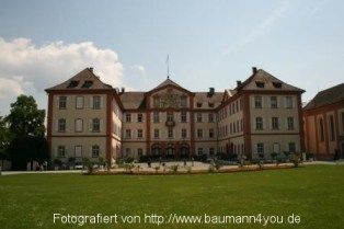 Insel Mainau - Schloss