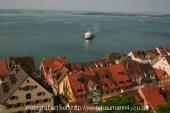 Meersburg - Bodensee - Fährverbindung nach Konstanz
