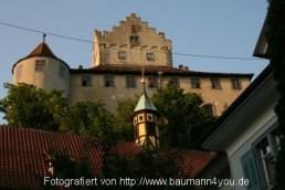 Meersburg - Bodensee - Burg