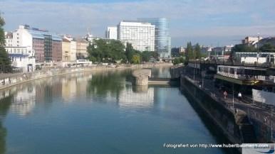 Donaukanal am Schwedenplatz