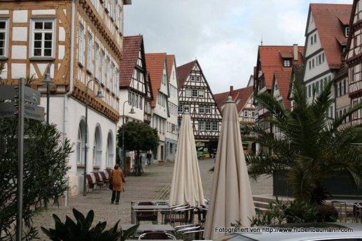 Leonberg Historischer Marktplatz