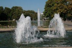 Stuttgart Wasserspiele im Schlosspark