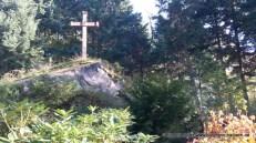 Haibach Waldfriedhof / Heldenfriedhof / Hohes Kreuz