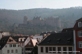 Heidelberg Schoss