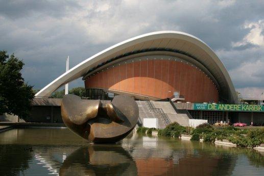 Ehemaliges Berliner Kongresszentrum / jetzt Haus der Völker