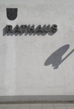 ...das rathaus