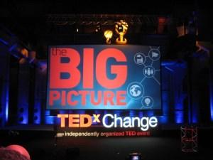 TEDxChange im Berliner Trafo