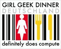 Logo Girl Geek Dinner Deutschland