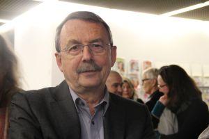 Wolfgang Streeck (c) Stadtbibliothek Köln