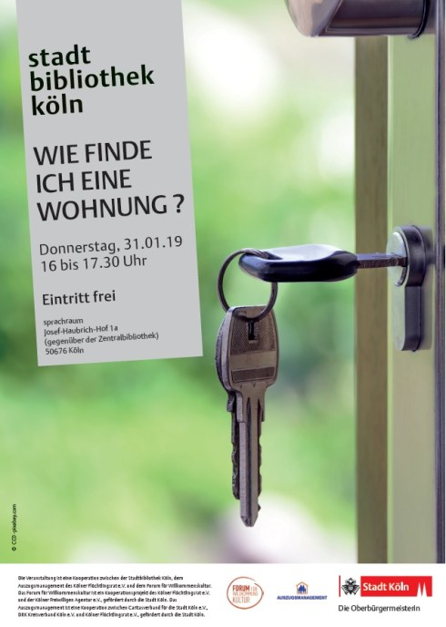 Wohnungssuche in Köln